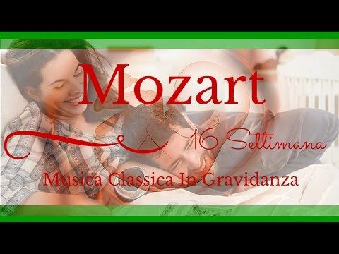 Mozart - Musica Classica In Gravidanza - 16 Settimana