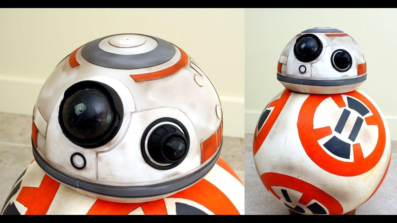 Xrobots Star Wars Ep7 Bb 8 Droid Prototype Part 4