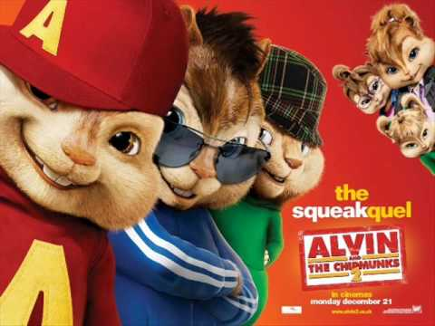 RICK ROLL  alvin and the chipmunks style