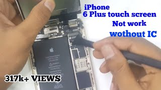 iPhone 6 Plus Touch Screen not working solution work 100%.