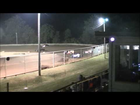 Ohio Valley Speedway Modified Feature 7-25-15