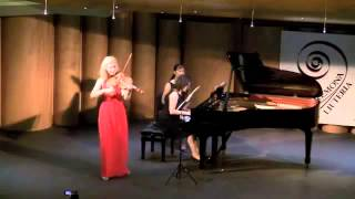 Sonata for viola and piano,  I. Allegro moderato, M. Glinka
