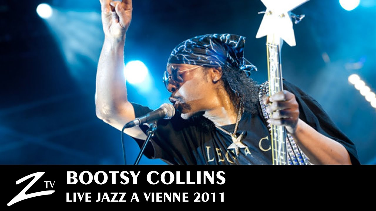 Download Bootsy Collins - Full LIVE HD