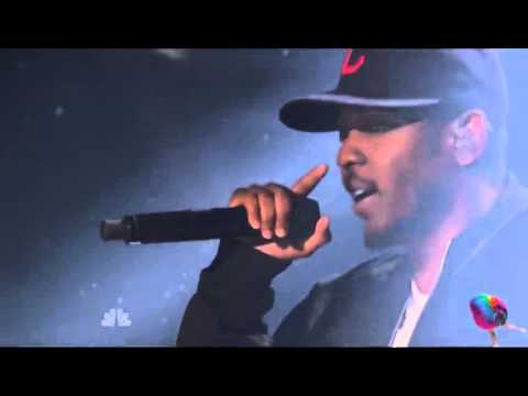 "Kendrick Lamar - ""California Love"" & ""m.A.A.d. City"" (Live At IHeart Music Awards 2014)"