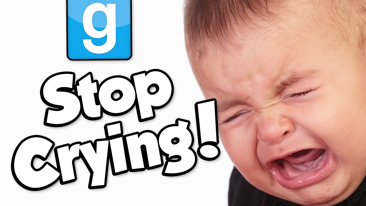 how to get a baby to stop crying