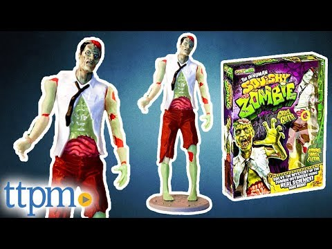 The Inhuman Squishy Zombie from SmartLab