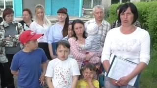 Жители Степаньково отправили обращение на прямую линию Владимира Путина
