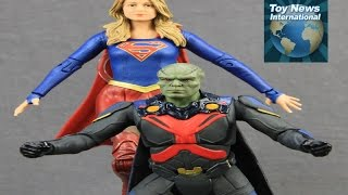 DCTV Supergirl TV Series 7″ Martian Manhunter Figure Review