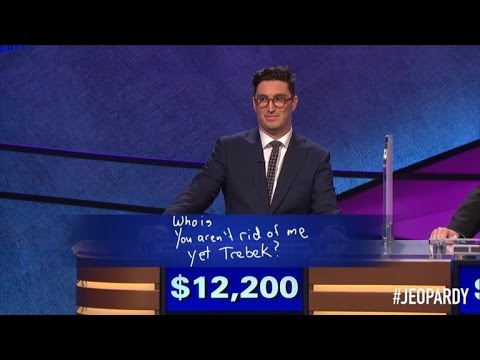 Why This Over The Top 'Jeopardy' Contestant Is Driving People Crazy