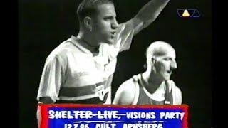 Shelter & Downset - Arnsberg 12.07.1996 (TV) Live & Interview