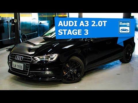 TEST DRIVE AUDI A3 2.0 389CV STAGE 3 - PREPARADOS USADOSBR