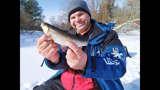 Трудовая рыбалка и заслуженный приз