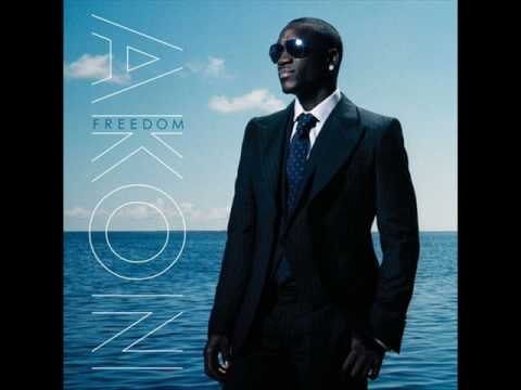 Akon -  Beautiful (with lyrics!)