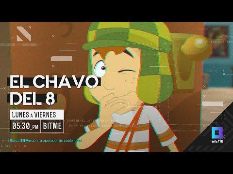 El Chavo y el Chapulín Colorado en BitMe