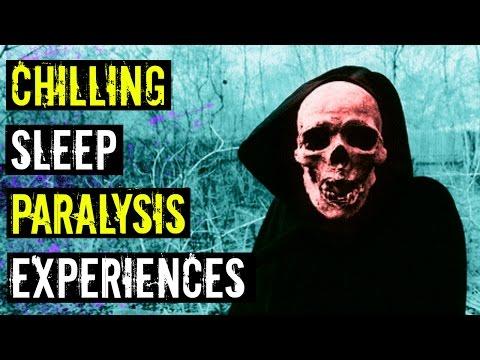 5 Disturbing & Intense TRUE Sleep Paralysis Stories