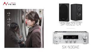 가성비 끝판왕! SP-BS22-LR 스피커 시연 - 손…