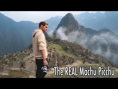 MACHU PICCHU - What they don't show you! (2019)