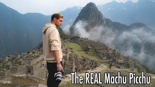 MACHU PICCHU - What they don