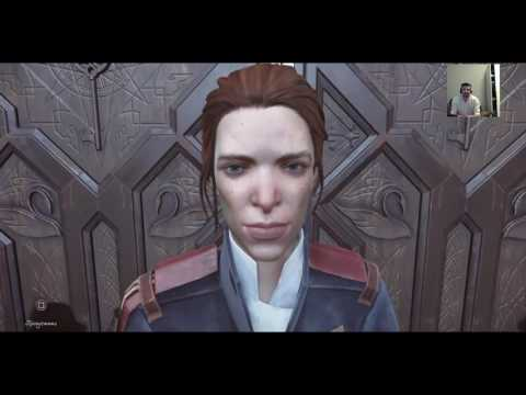 Эпик начало Dishonored 2   Стрим с Droider