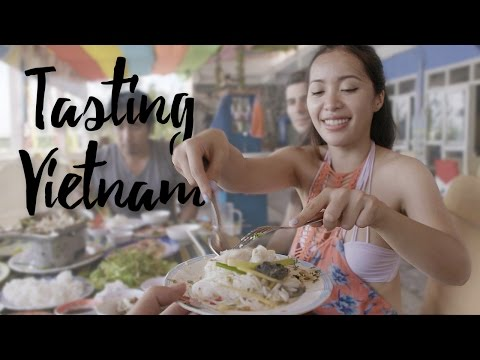 Thumbnail: Michelle Phan's Food Adventures in Vietnam
