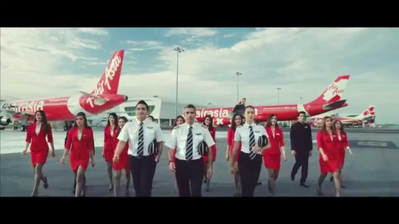 Judul Lagu Iklan Air Asia - We'll Take You There