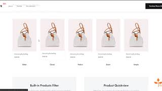 Konte - Minimal & Modern WooCommerce WordPress Theme Review