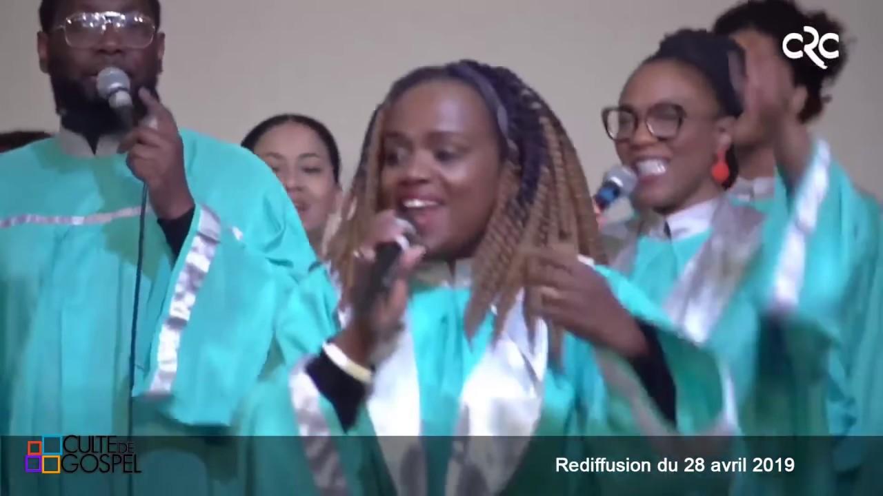 Culte de Gospel de Paris [10 mai 2020]