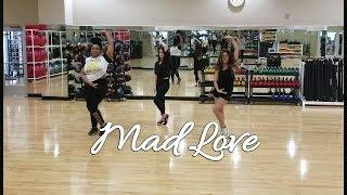 Mad Love | Sean Paul, David Guetta ft. Becky G | Monica Becker Choreography