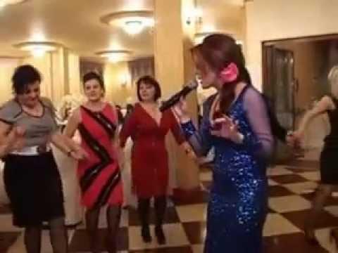 Violeta Constantin - SARBA LIVE - Hei nana & Joaca sarba-n poienita