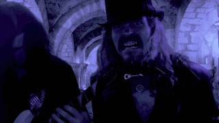 King Diamond - black horsemen cover
