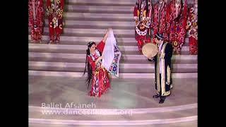 Ballet Afsaneh: Rhythms of the Heart - Tajik/Uzbek dance