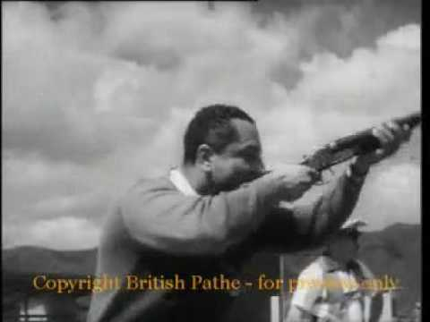 World Shooting Championship   British Pathé