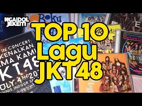 NGAIDOL JEKEITI Eps. 102 - Top 10 Lagu JKT48 Terbaik