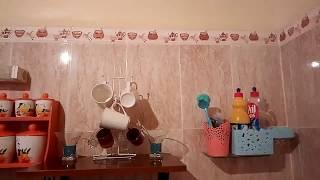 روتيني في تنظيف المطبخ بخلطة العملاق🤔وداعا للدهون والحشرات😎