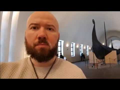 My day at the Viking Ship Museum in Oslo, Norway