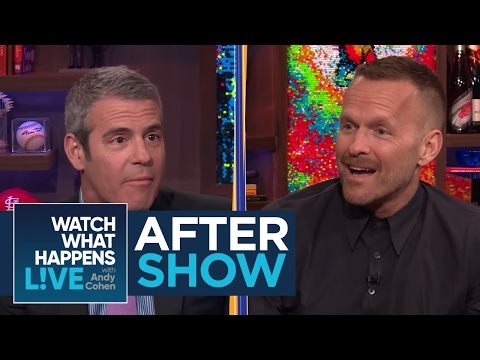 After Show: Bob Harper Tells Andy Cohen Why He Couldn't Date Him | WWHL