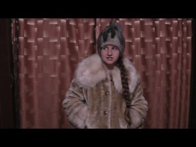 Изображение предпросмотра прочтения – ЕвгенияПолухова читает произведение «Мороз, Красный нос» Н.А.Некрасова