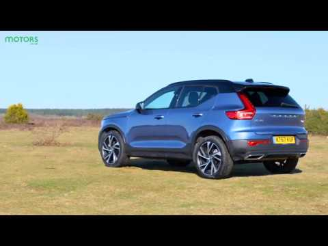 volvo xc40 review youtube. Black Bedroom Furniture Sets. Home Design Ideas