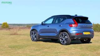 Motors.co.uk - Volvo XC40 Review