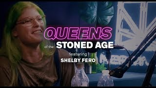 Shelby Fero Talks Writing for TV and Skipping Journalism Class | QUEENS OF THE STONED AGE
