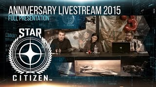 Anniversary Livestream 2015: Full Presentation