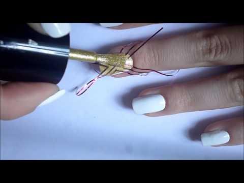 дизайн ногтей с паталью