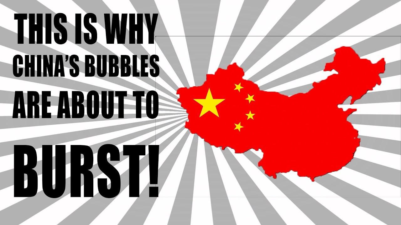 Massive BUBBLE in China! Corporate Debt Surpasses U S!
