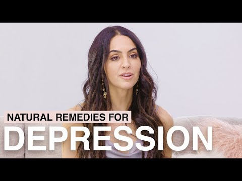 Depression - Natural Remedies For Depression And Anxiety | Dr Mona Vand