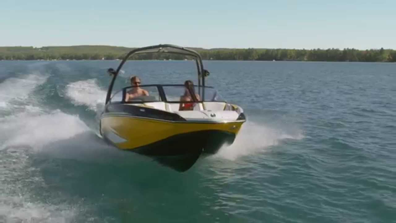 Scarab Jet Boats Rotax Power