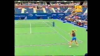 Jelena Dokic v Elena Bovina Us Open WTA Highlights