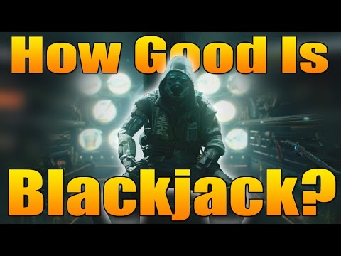 How Good Is Blackjack? (Black Ops 3 Specialist Stats and Analysis)