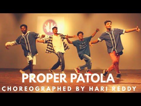 Proper Patola Dance Cover | Namaste England | Bollywood Dance | KALANIDHI KALA STUDIO