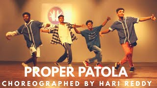 Proper Patola Dance Cover | Namaste England | Bollywood Dance | KALANIDHI KALA STUDIO | Hari Reddy