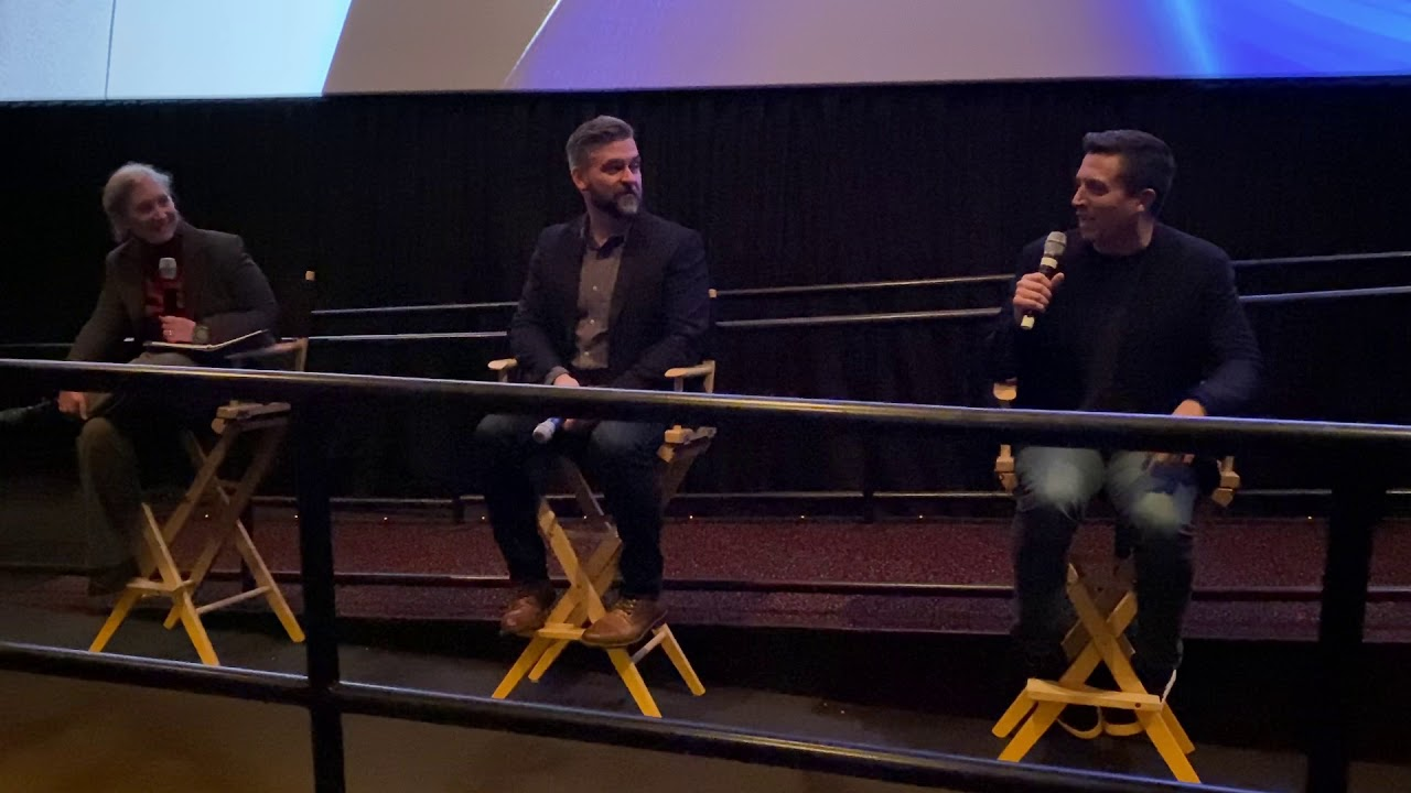 Spies in Disguise Director Q&A featuring Nick Bruno and Troy Quane (Contains Spoilers)
